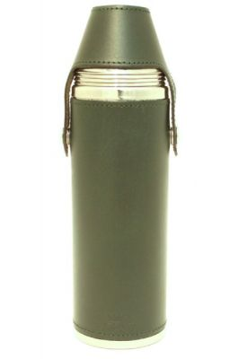10oz Green Hunter Flask