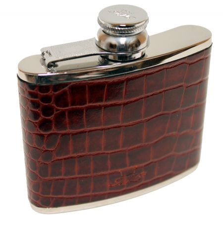 Brown 4oz Flask