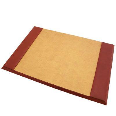 Chestnut Medium Desk Blotter