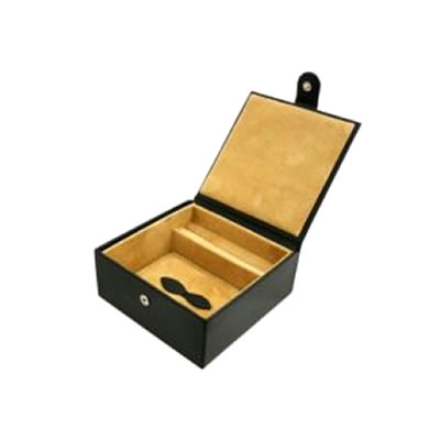 Black Large Jewellery Box