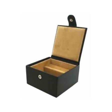 Black Medium Jewellery Box