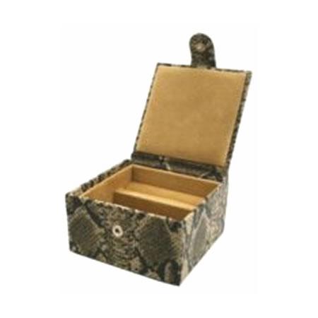 Cobra Natural Effect Medium Jewellery Box