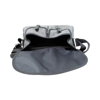 Ariel Trout Bag Black