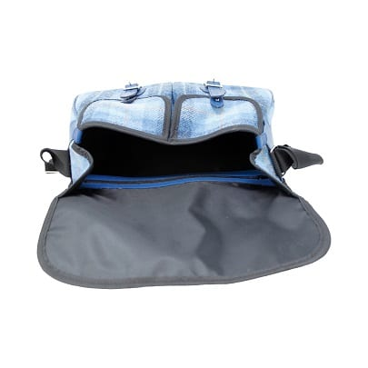 Ariel Trout Bag Blue