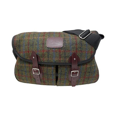 Ariel Trout Bag Burgundy