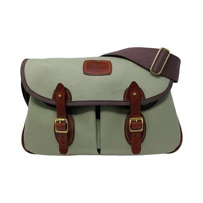 Ariel Trout Bag Green