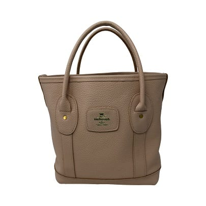 Soft Leather Mini Tote Bag